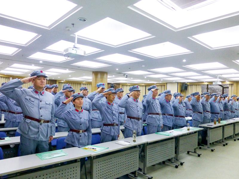 全省机构编制系统党员干部党性教育专题培训班成功举办