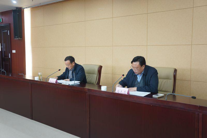省政府部门清理规范证明工作推进会在郑州召开